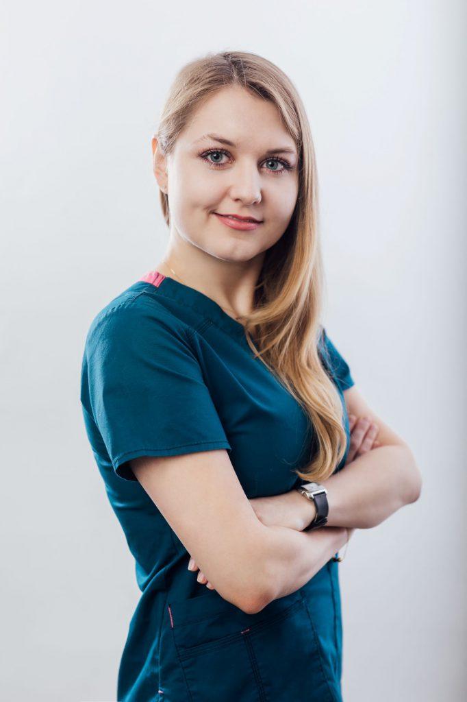 lek. dent. Anna Kaczor
